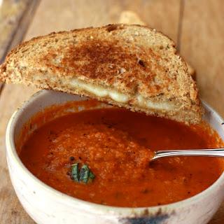 Garden Tomato And Basil Soup Recipes