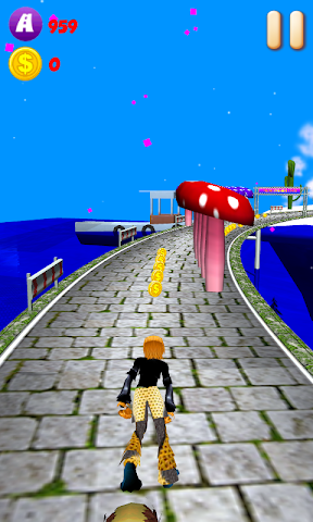 android Run Island Adventure Screenshot 3