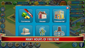 Screenshot of City Island 2 - Building Story