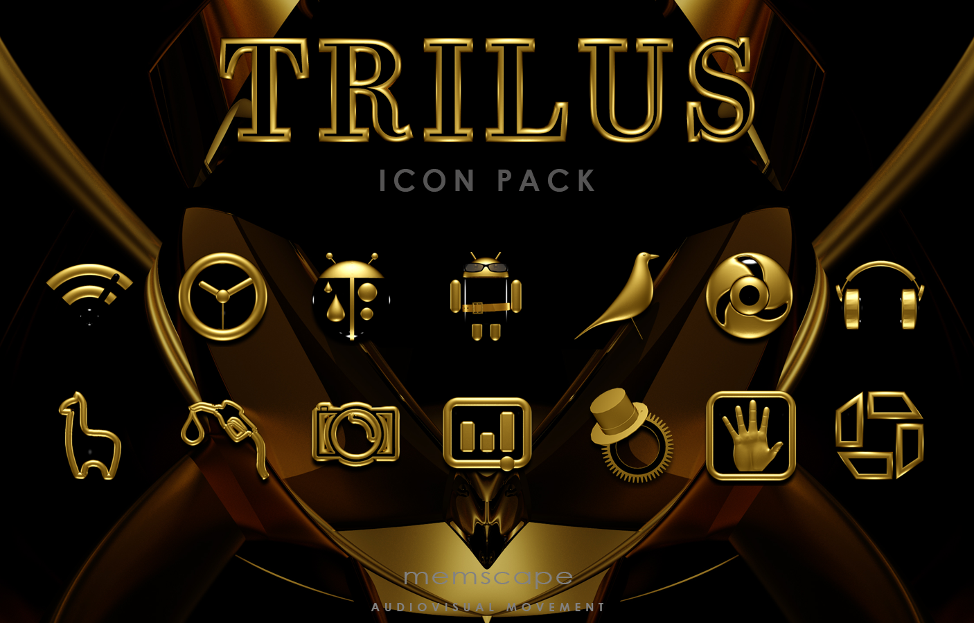 TRILUS Icon Pack Screenshot 6