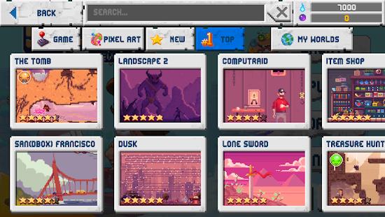 Download The Sandbox Evolution - Craft! APK on PC