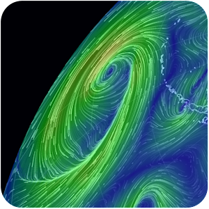 Global Wind Map: Storm Chaser for Android