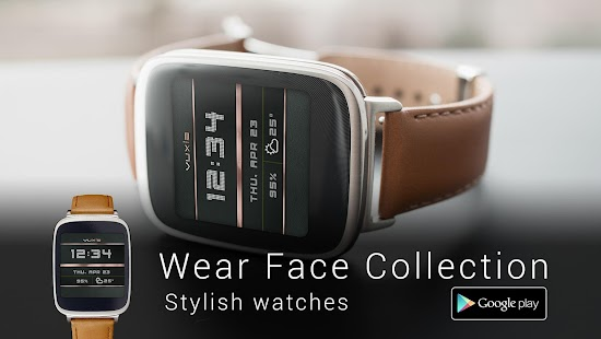 Wear Face Collection Screenshot