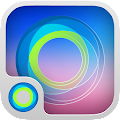 Violet Spectrum Hola Theme Pro APK for Lenovo