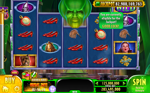 Wizard of Oz Free Slots Casino screenshot 18
