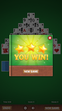 Pyramid Solitaire 401480 APK screenshot thumbnail 5