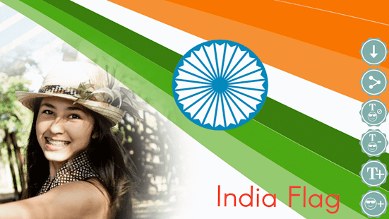 Republic Day Photo Frame - screenshot