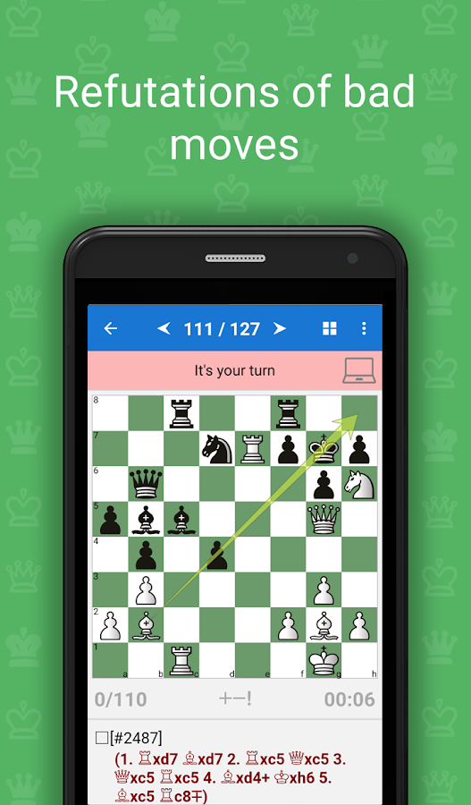 Chess Combinations Vol. 2 Screenshot 1
