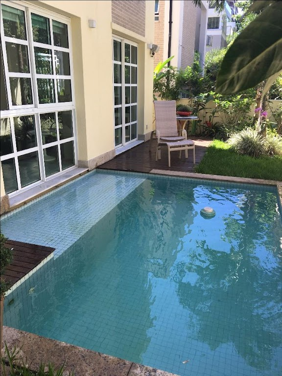 Casa em São Conrado  -  Rio de Janeiro - RJ