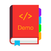 HTML, CSS, PHP, JS - book APK for Bluestacks