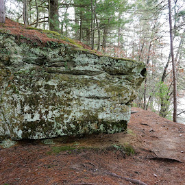 by Kathy Kehl - Nature Up Close Rock & Stone ( peaceful, pathway, formations, path, rock, rocks, formation )