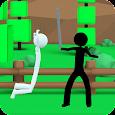 Stickman Warrior Fight