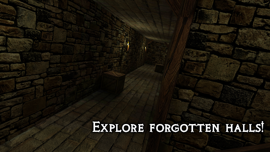 Dungeon Escape VR- screenshot thumbnail