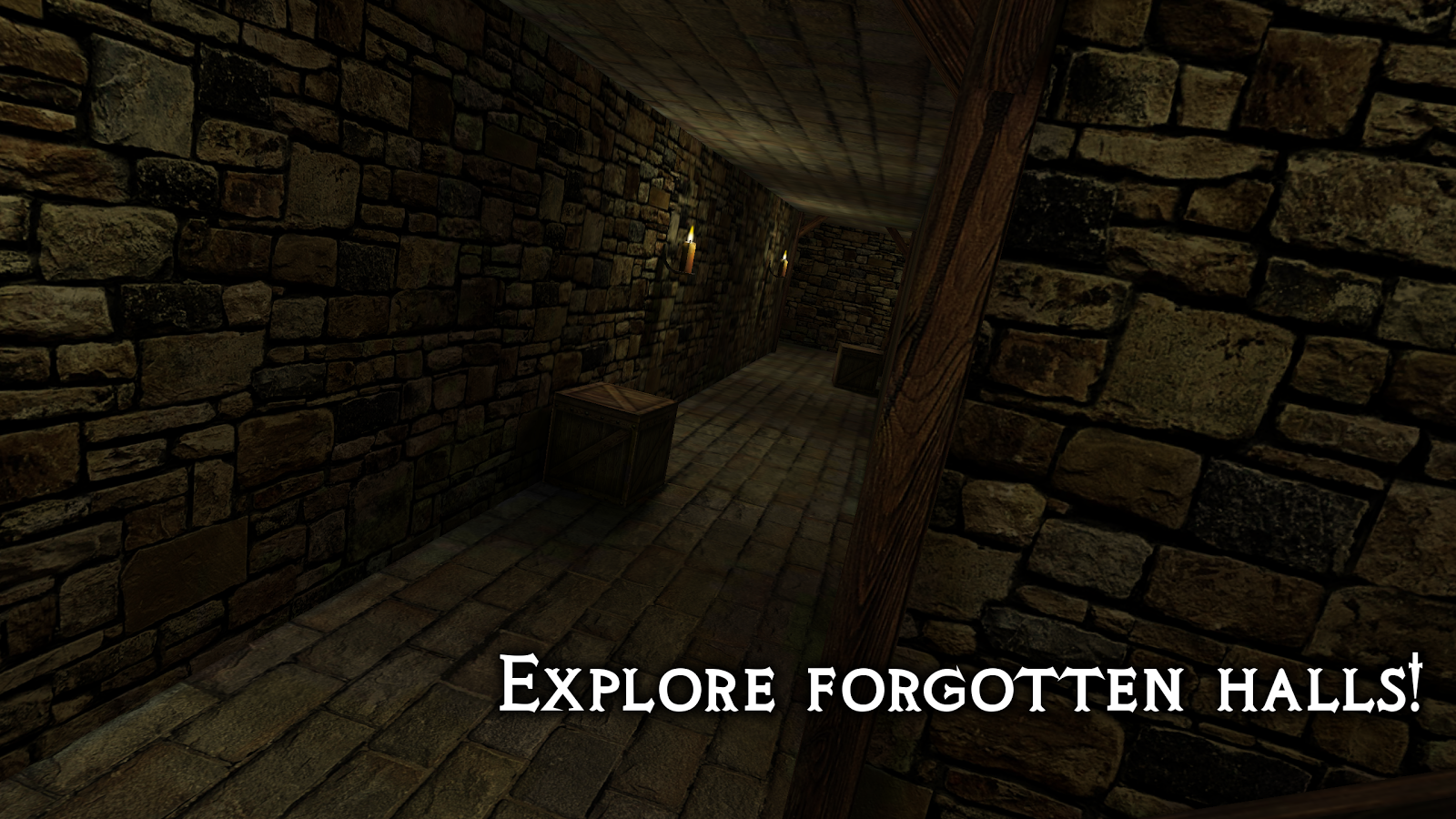 Dungeon Escape VR Screenshot 1
