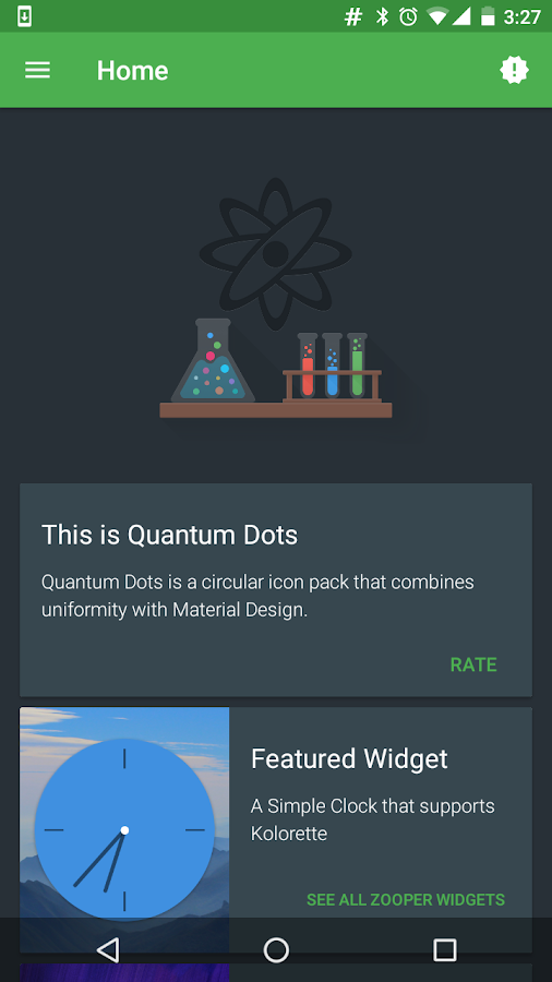 Quantum Dots - Icon Pack Screenshot 6
