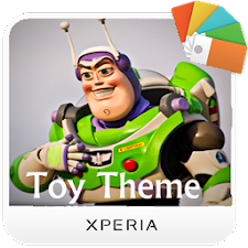 Buzz Toy Story-Xperia-Theme