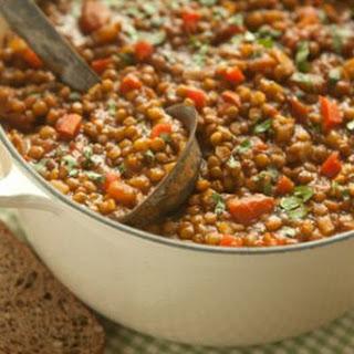 Whole Brown Lentils Recipes