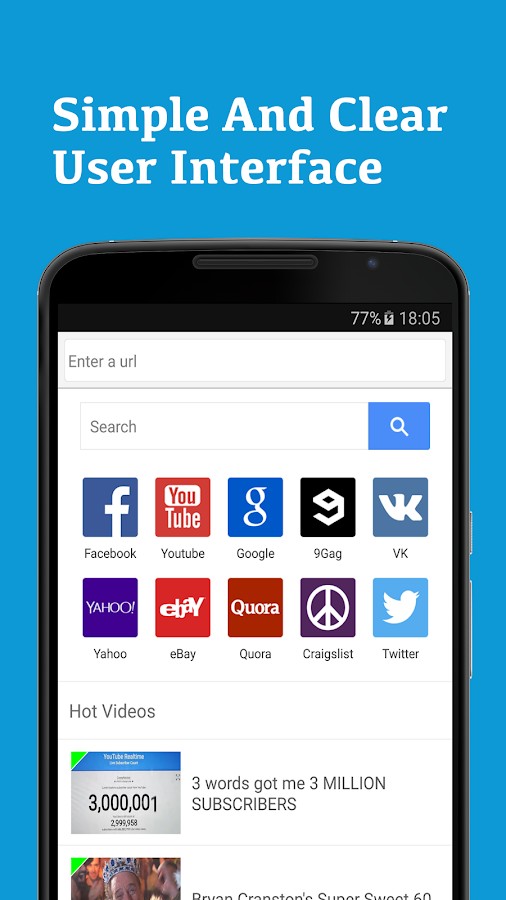 Surf-Browser android apps download