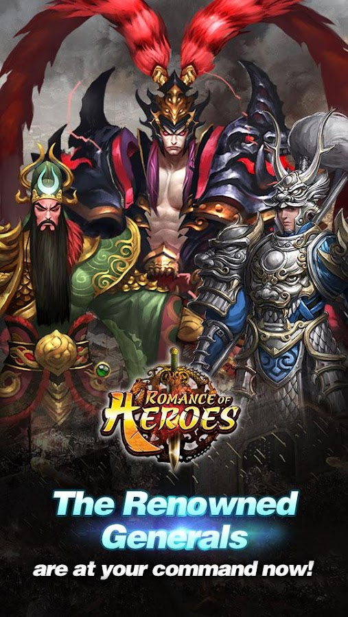 Romance of Heroes:Korea's Best Screenshot 4