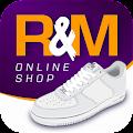Android aplikacija RM Online Shop