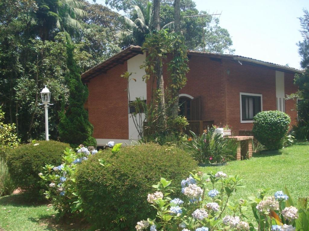 Chácara residencial à venda, Riacho Grande, São Bernardo do Campo.