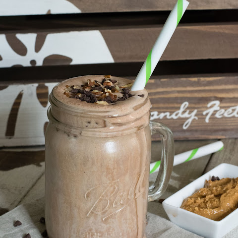 Dairy-Free Peanut Butter Protein Shake