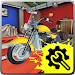 Motorcycle Mechanic Simulator Icon