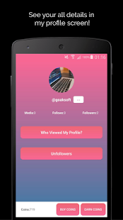 Who Viewed Instagram Profile? APK for Kindle Fire