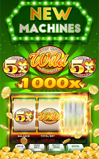 Slots: DoubleHit Slot Machines Casino & Free Games screenshot 7