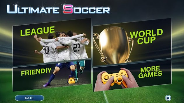 Ultimate Soccer - Football APK screenshot thumbnail 3