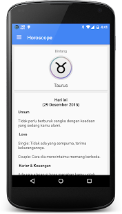 Ramalan Lengkap - screenshot