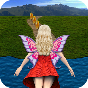 Flying Girl Runner. Hacks and cheats