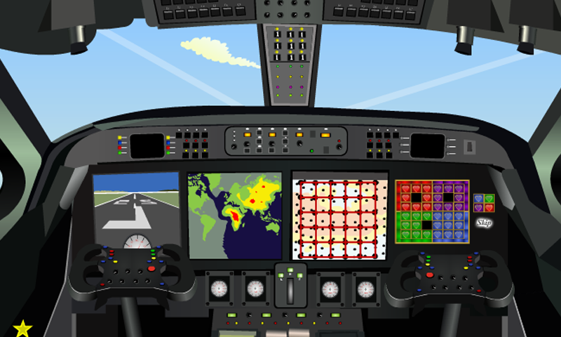 android Escape From Airbus A380-600 Screenshot 3