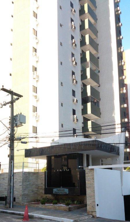 Cobertura com 4 dormitórios à venda, 222 m² por R$ 750.000 - Miramar - João Pessoa/PB
