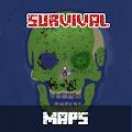 Survival maps for minecraft PE APK for Bluestacks