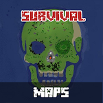 Survival maps for minecraft PE Icon