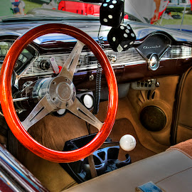 Interior by Robert George - Transportation Automobiles