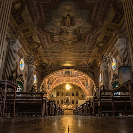 Betis Church by Cynthia Pedrosa - Buildings & Architecture Places of Worship ( religion, interior, altar, building, church, ceiling, worship,  )