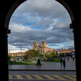 Cusco by Hezi Shohat - City,  Street & Park  Street Scenes ( peru, city, e-m1, olympus, cusco )