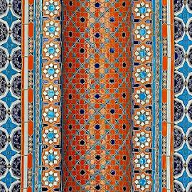 Pillar by Sanjeev Kumar - Abstract Patterns (  )