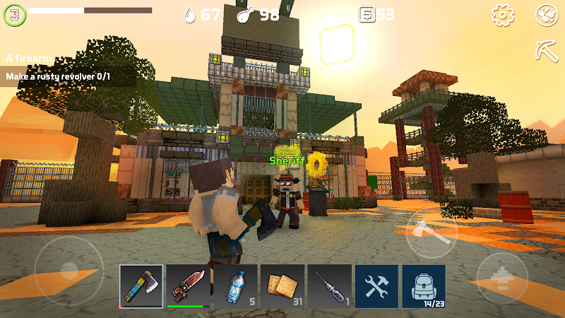 LastCraft Survival Screenshot 16