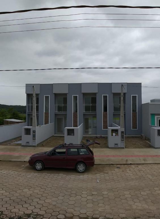 Sobrado com 2 dormitórios à venda, 60 m² - Canelinha/SC