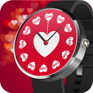 Watch Face for lover