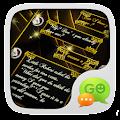 Free GO SMS GLORY LUXURY ⅡTHEME APK for Windows 8