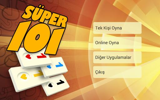 101 Okey Pro - screenshot