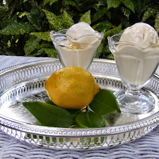 Lemon Drop Ice Cream