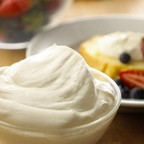 Crème Fraîche French Chantilly Cream