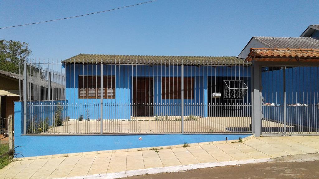 Casa 2 Dorm, Neópolis, Gravataí (CA1453) - Foto 5