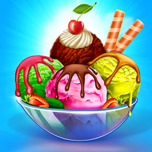 My IceCream Shop - Frozen Desserts Cupcakes For PC (Windows & MAC)