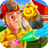Kids Fire Rescue Simulator APK for Bluestacks
